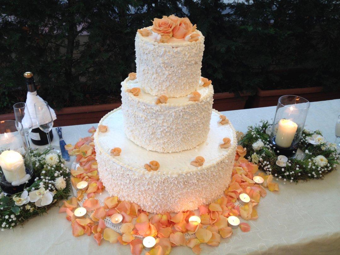 Torte nuziali Verona - Pasticceria Perlini - Wedding Cakes